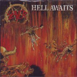 SLAYER - HELL AWAITS (1CD) - WYDANIE AMERYKAŃSKIE