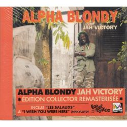 ALPHA BLONDY - JAH VICTORY (1 CD)