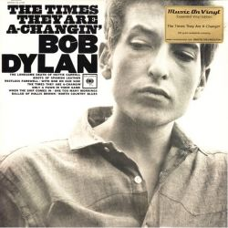 DYLAN, BOB - THE TIMES THEY ARE A-CHANGIN' (1 LP) - MOV EDITION - MONO - 180 GRAM PRESSING