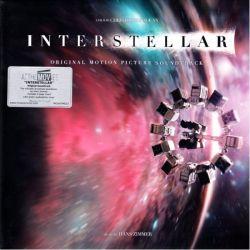 INTERSTELLAR - HANS ZIMMER (2 LP) MOV EDITION - 180 GRAM PRESSING