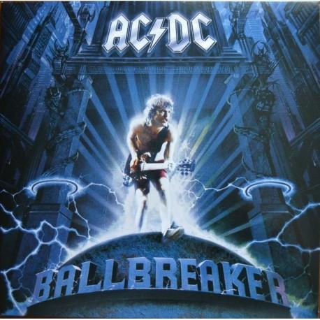 AC/DC - BALLBREAKER (1LP) - 180 GRAM PRESSING