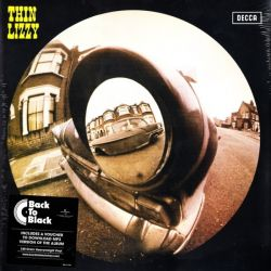 THIN LIZZY - THIN LIZZY (1 LP + MP3 DOWNLOAD) - BACK TO BLACK EDITION - 180 GRAM PRESSING