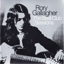 GALLAGHER, RORY - THE BEAT CLUB SESSIONS (2LP) - 180 GRAM PRESSING