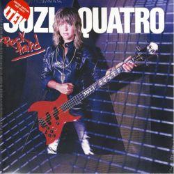 QUATRO, SUZI - ROCK HARD (1LP) - LIMITED EDITION RED VINYL