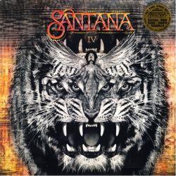 SANTANA - IV (2LP+MP3 DOWNLOAD) - 180 GRAM PRESSING