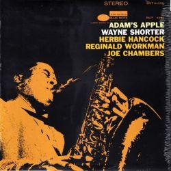 SHORTER, WAYNE - ADAM'S APPLE (1 LP) - WYDANIE AMERYKAŃSKIE