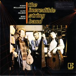 INCREDIBLE STRING BAND, THE - THE INCREDIBLE STRING BAND (1 LP) - MOV EDITION - 180 GRAM PRESSING