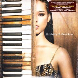 KEYS, ALICIA - THE DIARY OF ALICIA KEYS (2 LP) - WYDANIE AMERYKAŃSKIE