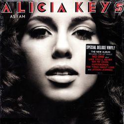 KEYS, ALICIA - AS I AM (2LP) - RED VINYL - WYDANIE AMERYKAŃSKIE