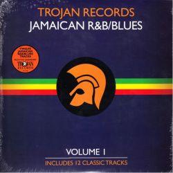 TROJAN RECORDS: JAMAICAN R&B/BLUES VOL.1 (1LP) - WYDANIE AMERYKAŃSKIE