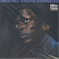 DAVIS, MILES - IN A SILENT WAY (1 LP) - MFSL EDITION - 180 GRAM PRESSING