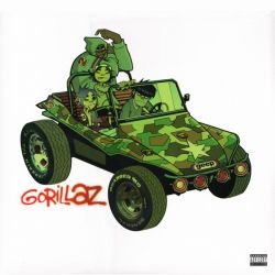 GORILLAZ - GORILLAZ (2 LP)