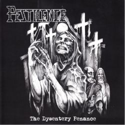 PESTILENCE - THE DYSENTRY PENANCE (1 LP)