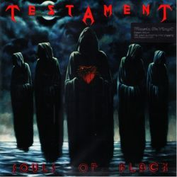 TESTAMENT - SOULS OF BLACK (1 LP) - MOV EDITION - 180 GRAM PRESSING VINYL