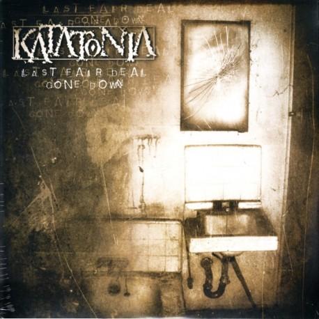 KATATONIA - LAST FAIR DEAL GONE DOWN (2LP) - 180 GRAM PRESSING