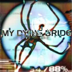 MY DYING BRIDE - 34.788%... COMPLETE (2 LP) - 180 GRAM PRESSING