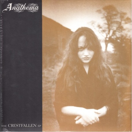 ANATHEMA - THE CRESTFALLEN EP (1LP) - 180 GRAM PRESSING