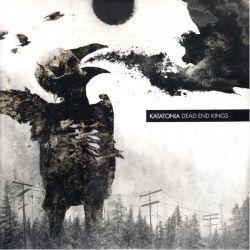 KATATONIA - DEAD END KINGS (2 LP) - 180 GRAM PRESSING