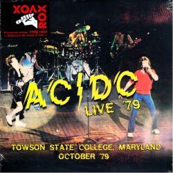 AC/DC - LIVE '79 (2LP) - 180 GRAM PRESSING
