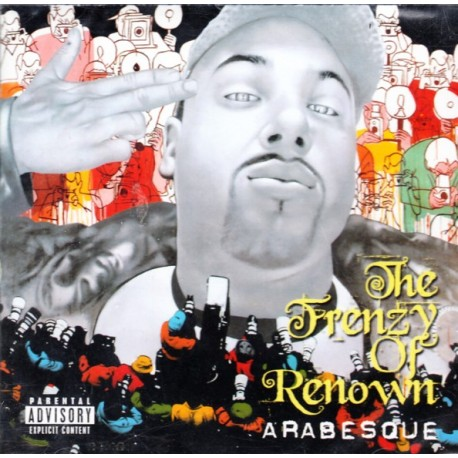 ARABESQUE - THE FRENZY OF RENOWN