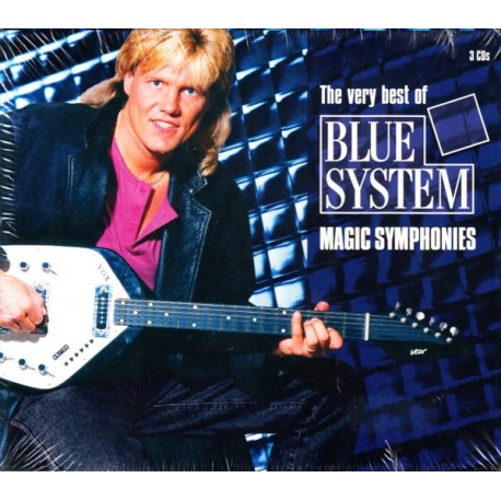 Blue System Magic Symphonies The Very Best Of 3 Cd