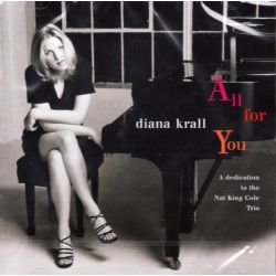 KRALL, DIANA - ALL FOR YOU (1 CD)