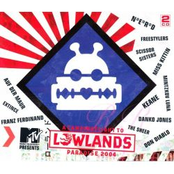 LOWLANDS SAMPLER 2004 (2CD)