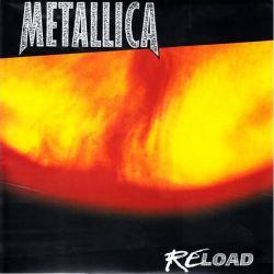 METALLICA - RELOAD (2LP) - WYDANIE AMERYKAŃSKIE