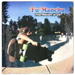 FU MANCHU - THE ACTION IS GO (2 LP) - WYDANIE AMERYKAŃSKIE