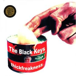 BLACK KEYS, THE - THICKFREAKNESS (1LP + MP3 DOWNLOAD)