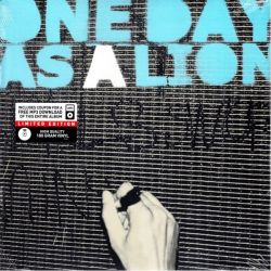 ONE DAY AS A LION [RAGE AGAINST THE MACHINE/MARS VOLTA] - ONE DAY AS A LION (1LP + MP3 DOWNLOAD) - 180 GRAM PRESSING
