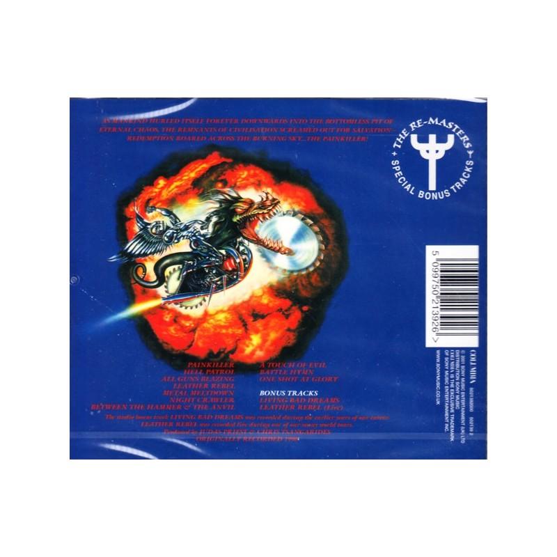 Judas Priest Painkiller 1 Cd Najlepszamuzyka Pl