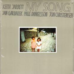 JARRETT, KEITH - MY SONG (1LP) - 180 GRAM PRESSING