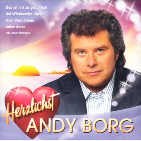 BORG, ANDY - HERZLICHST