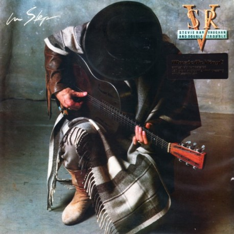 VAUGHAN, STEVIE RAY AND DOUBLE TROUBLE - IN STEP (1LP) - MOV EDITION - 180 GRAM PRESSING