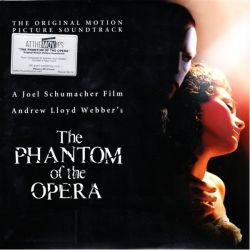 PHANTOM OF THE OPERA [UPIÓR W OPERZE] - ANDREW LLOYD WEBBER (2 LP) - MOV EDITION - NUMBERED RED/BLACK 180 GRAM VINYL PRESSING