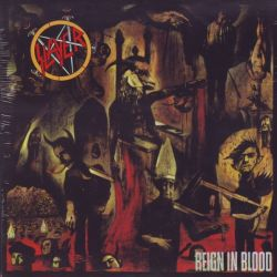 SLAYER - REIGN IN BLOOD (1 LP) - 180 GRAM PRESSING - WYDANIE AMERYKAŃSKIE
