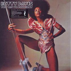 DAVIS, BETTY - THEY SAY I'M DIFFERENT (1 LP) - 180 GRAM PRESSING - WYDANIE AMERYKAŃSKIE