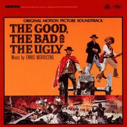 THE GOOD, THE BAD AND THE UGLY (DOBRY, ZŁY I BRZYDKI) - ENNIO MORRICONE (1 CD) - WYDANIE AMERYKAŃSKIE