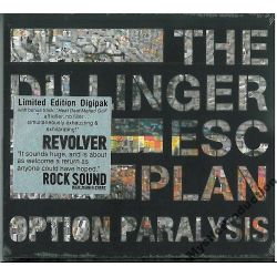 DILLINGER ESCAPE PLAN, THE - OPTION PARALYSIS - LIMITED EDITION DIGIPACK - WYDANIE AMERYKAŃSKIE