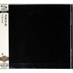 METALLICA - METALLICA (1 SHM-CD) - WYDANIE JAPOŃSKIE