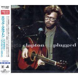 CLAPTON, ERIC - UNPLUGGED (1 CD) - WYDANIE JAPOŃSKIE