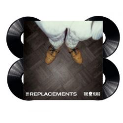 REPLACEMENTS, THE - THE SIRE YEARS (4 LP) - LIMITED NUMBERED BOX - WYDANIE AMERYKAŃSKIE