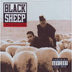 BLACK SHEEP - A WOLF IN SHEEP'S CLOTHING (1 CD) - WYDANIE AMERYKAŃSKIE