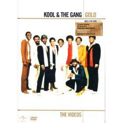 KOOL & THE GANG - GOLD: THE VIDEOS (1 DVD)