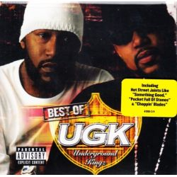 UGK - BEST OF UGK (1 CD) - WYDANIE AMERYKAŃSKIE