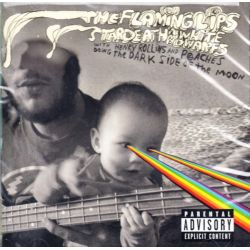 FLAMING LIPS, THE & STARDEATH AND WHITE DWARFS WITH ROLLINS, HENRY - THE DARK SIDE OF THE MOON (1 CD) - WYDANIE AMERYKAŃSKIE