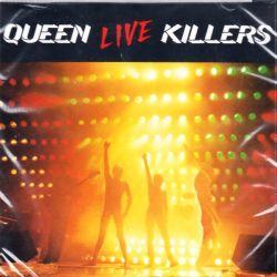 QUEEN - LIVE KILLERS (2 CD) - WYDANIE AMERYKAŃSKIE