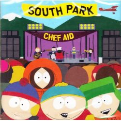 CHEF AID: THE SOUTH PARK ALBUM - PRIMUS / OZZY OSBOURNE, DMX & OL'DIRTY BASTARD / MASTER P / SYSTEM OF A DOWN A.M.M. (1 CD)