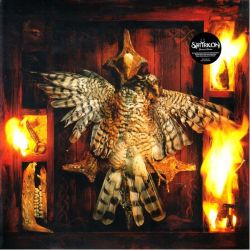 SATYRICON - NEMESIS DIVINA (1 LP) - REMASTERED LIMITED EDITION